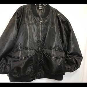 AVIREX satin pilot flight Bomber jacket size 4X